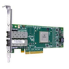 QLogic QLE2672-CK - Сетевая картаСетевые карты и адаптеры<br>Двухпортовый адаптер 16 Гбит Fibre Channel, PCI Express, многомодовая оптика<br>