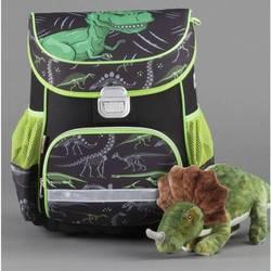 Ранец Hama DINO черный, зеленый