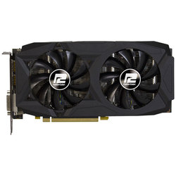 PowerColor Radeon RX 580 1350Mhz PCI-E 3.0 8192Mb 8000Mhz 256 bit DVI HDMI HDCP Red Dragon RTL
