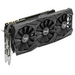 ASUS GeForce GTX 1080 Ti 1493Mhz PCI-E 3.0 11264Mb 11010Mhz 352 bit DVI 2xHDMI HDCP Strix Gaming (ROG-STRIX-GTX1080TI-11G-GAMING) RTL