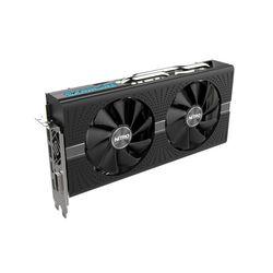 Sapphire Nitro+ Radeon RX 570 1340Mhz PCI-E 3.0 4096Mb 7000Mhz 256 bit DVI 2xHDMI HDCP (11266-14-20G) RTL