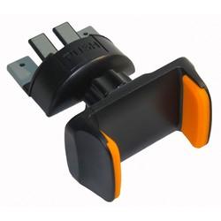 """Универсальный автомобильный держатель для устройств 3-5.5"""" Orange Clip (Palmexx PX/CarH CD CLIP)"""