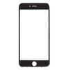 Защитное стекло для Apple iPhone 6S Plus (0L-00027265) (черный) - Защитное стекло, пленка для телефонаЗащитные стекла и пленки для мобильных телефонов<br>Защитное стекло предназначено для защиты дисплея устройства от царапин, ударов, сколов, потертостей, грязи и пыли.<br>