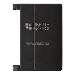 Чехол книжка для Lenovo Yoga 3 10 Pro X90F (Liberti Project 0L-00031696) (черный)