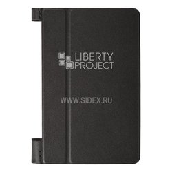 Чехол книжка для Lenovo Yoga 3 8 850F (Liberti Project 0L-00031697) (черный)