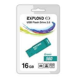 Exployd 560 16GB (зеленый)