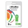 OltraMax 210 8GB (зеленый) - USB Flash driveUSB Flash drive<br>OltraMax 210 - флеш-накопитель, объем 8Гб, USB 2.0, 15Мб/с.<br>