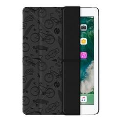"""Чехол-подставка для Apple iPad 9.7"""" 2017 (Deppa Wallet Onzo 88033) (темно-серый)"""