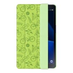 Чехол-подставка для Samsung Galaxy Tab A 10.1 (Deppa Wallet Onzo 88044) (зеленый)