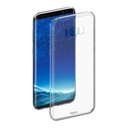 Чехол-накладка для Samsung Galaxy S8 Plus (Deppa Gel Case 85304) (прозрачный)