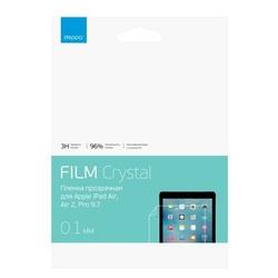 Защитная пленка для Apple iPad Air, Air 2, Pro 9.7, iPad 9.7 (Deppa 61266) (прозрачный)