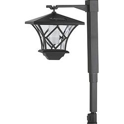Садовый светильник Эра SL-PL155-PST (черный)