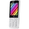 Fly TS113 (белый) ::: - Мобильный телефонМобильные телефоны<br>Телефон, поддержка трех SIM-карт, экран 2.8, разрешение 320x240, камера 0.30 МП, память 32 Мб, слот для карты памяти, Bluetooth, объем оперативной памяти 32 Мб, аккумулятор 1000 мА?ч, вес 97 г, ШxВxТ 55.40x130.50x12.40 мм, MP3-плеер, радио<br>