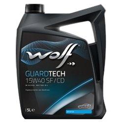 Wolf Guardtech 15W40 SF/CD 5 л