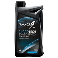 Wolf Guardtech 20W50 SF/CD 1 л