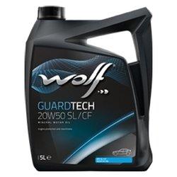 Wolf Guardtech 20W50 SL/CF 5 л