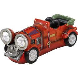 Садовый светильник Эра SL-RSN12-CAR (красный)