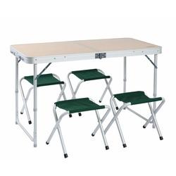 Стол Camping World Convert Table Mini Plus 4 + 4 стула (TC-019)