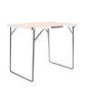 Стол Fiesta Camp light TS-002 - Походная мебельПоходная мебель<br>Fiesta Camp light - складной стол, походный, каркас сталь, размеры 80х60х69 см, максимальная нагрузка 30 кг.<br>