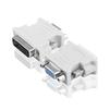 Переходник DVI-D - VGA 15F (Greenconnect GCR-CV103D) (белый) - HDMI кабель, переходникHDMI кабели и переходники<br>Этот адаптер позволяет подключать DVI-D устройства с помощью VGA кабеля к VGA монитору или проектору.<br>