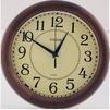 Vigor Д-30 Классика - Настенные часыНастенные часы<br>Часы настенные Vigor Д-30 Классика бежевая в деревянном корпусе, диаметр 300 мм, минеральное стекло.<br>