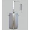 Дистиллятор Первач Премиум Классик 12Т - Самогонный аппаратСамогонные аппараты<br>Дистиллятор домашний 12 л, охладитель с сухопарником, термометр.<br>