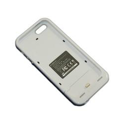 Чехол-аккумулятор для Apple iPhone 5 (Mophie Air PX/IPH 5 EXT BATwhite new) (белый)