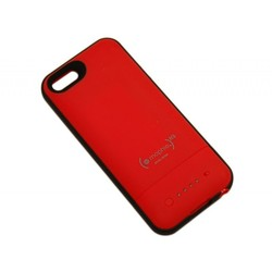 Чехол-аккумулятор для Apple iPhone 5 (Mophie Air PX/IPH 5 EXT BATwhite new) (красный)