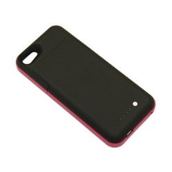 Чехол-аккумулятор для Apple iPhone 5 (Mophie PX/IPH 5 EXT BAT rose) (малиновый)