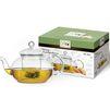 Чайник заварочный Teco TC-201 - Посуда для готовкиПосуда для готовки<br>Чайник заварочный, материал чайника - стекло, материал крышки - стекло, материал заварочного отсека - стекло, объём - 0.5 литра.<br>