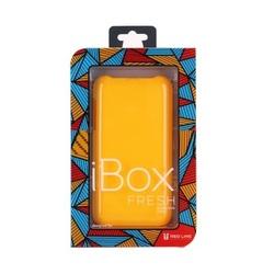 Чехол-накладка для HTC Desire 616 (iBox Fresh YT000006986) (желтый)