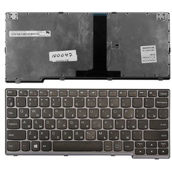 Клавиатура для планшета Lenovo IdeaTab K3011W, MP-11G23SU-6863 (TOP-100047) (черный)
