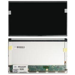 """Матрица для ноутбука 13.3"""" 1366x768, HD, 40 pin, LED, глянец, плата снизу (TOP-HD-133L-FLR-S1)"""