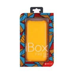 Чехол-накладка для LG Magna (iBox Fresh YT000006960) (желтый)