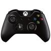 Microsoft Xbox One Wireless Controller (CWT-00003) (черный) - Руль, джойстик, геймпадРули, джойстики, геймпады<br>Беспроводной геймпад для Xbox One, виброотдача, кнопок: 11, два мини-джойстика, имеется крестовина (D-pad).<br>
