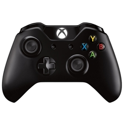 Microsoft Xbox One Wireless Controller (CWT-00003) (черный)