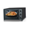 Kumtel KF 5320 DEFNE (серый) - Мини-печь, ростерМини-печи, ростеры<br>Жарочный шкаф, 36 л, 1300 Вт, гриль, таймер обратного отсчета.<br>