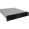 Exegate Pro 2U2088 600W (черный) - КорпусКорпуса<br>Корпус для серверов, Rackmount, монтаж в 19 стойку 2U, рекомендуемые материнские платы - ATX, micro-ATX, отсеки для накопителей: внешние 5.25 - 2, внутренние 3.5 - 6; слоты расширения - 7.<br>