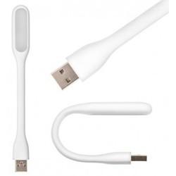 Универсальный светодиодный USB фонарик (Perfeo PF-LU-001) (белый)
