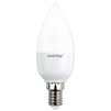 Светодиодная лампа Smartbuy С37 7W (SBL-C37-07-60K-E14) - ЛампочкаЛампочки<br>Мощность 7Вт, цветовая температура 6000K, цвет свечения холодный дневной, тип цоколя E14, тип колбы C37, рабочее напряжение: 220-240В.<br>