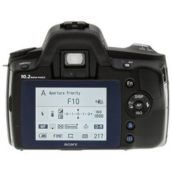 ���� sony alpha dslr-a230 kit