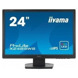 Iiyama ProLite X2485WS-1 (черный)