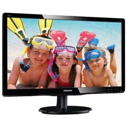 philips 196v4lsb2/01 (черный)