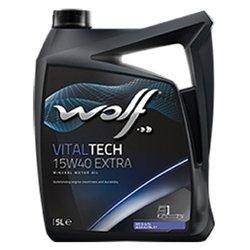 Wolf Vitaltech 15W40 Extra 5 л