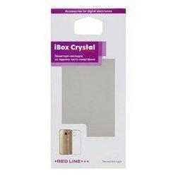 Чехол-накладка для HTC One X10 (iBox Crystal YT000011481) (прозрачный)