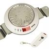 Облик 5037 (белый) - ФонарьФонари<br>Фонарь, 5 LED, пульт ДУ (2 x AA), магнит, питание фонаря от 4 х AA.<br>