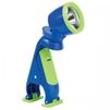 Облик 5045 (синий) - ФонарьФонари<br>Фонарь, 3 Вт, трансформер, 3 x AAA, высокостойкий ABS пластик. Кнопочный обрезиненный выключатель. Клипса для удержания фонаря на весу.<br>