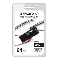 EXPLOYD 580 64GB (черный)
