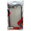Чехол-накладка для LG X Power 2 (Liberti Project 0L-00032509) (прозрачный, черная рамка) - Чехол для телефонаЧехлы для мобильных телефонов<br>Чехол-накладка плотно облегает корпус телефона и гарантирует его надежную защиту от царапин и потертостей.<br>