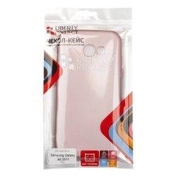 Чехол-накладка для Samsung Galaxy A5 2017 (Liberti Project 0L-00031735) (розовое золото)